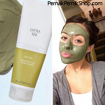 JAFRA Mud Mask testi