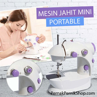 mesin jahit mini portable