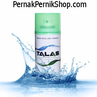 talas water spray